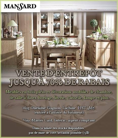 Vente D Entrepot Jusqu A 70 De Rabais Meuble Mtl Laval Mobilier De Salon Mobilier De Chambre Et Meuble Bois