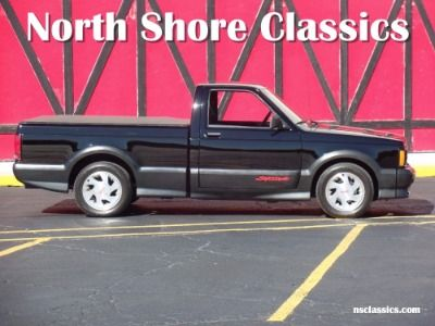 1991 Gmc Syclone Rare Turbo Only 2995 Were Built Clean Carfax New