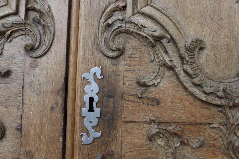 Porte de La Chapelle des Élus Dijon