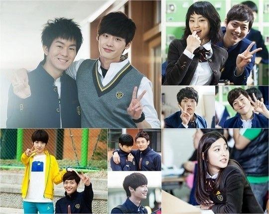 K Drama 2012 2013 School 2013 Kbs2 Jang Nara Choi Daniel Kim