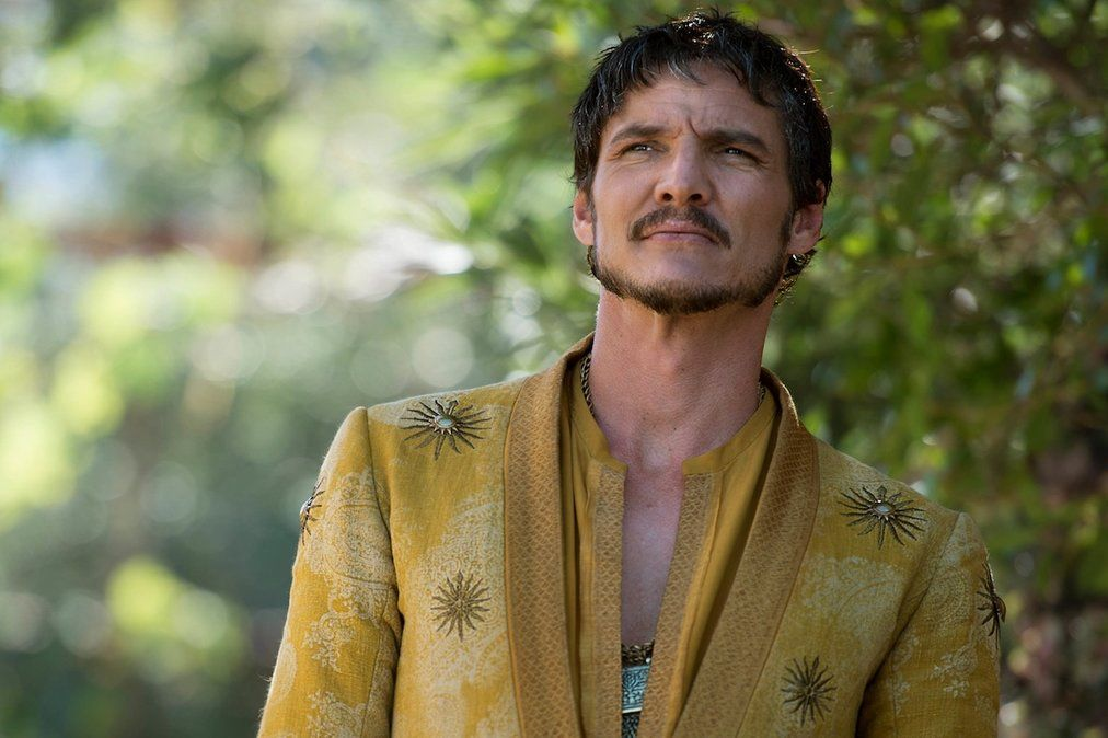 Pedro Pascal - Buffy The Vampi... is listed (or ranked) 3