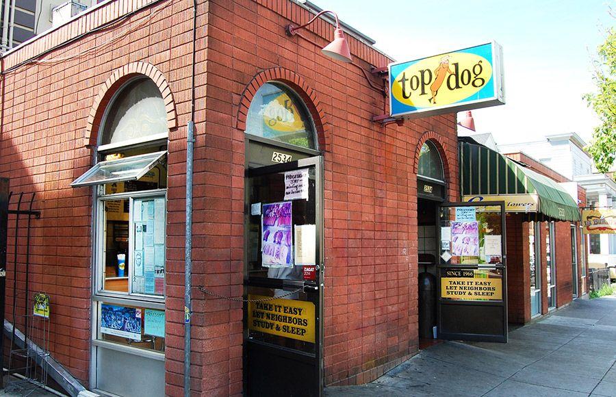 Top Dog - Berkeley | Restaurants in 2019 | Places, Best