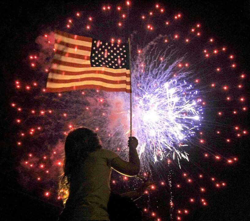 Top of the Hub Celebrates July 4th [07/04/18]