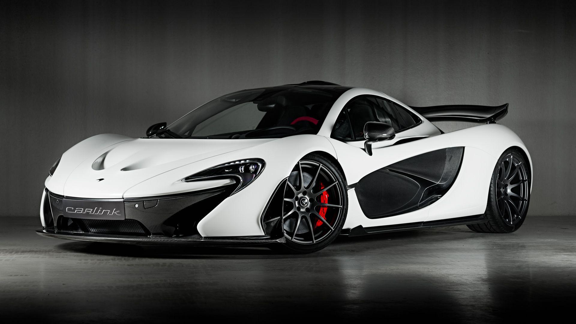 McLaren P1 White Best Wallpaper | Cool sports cars ...