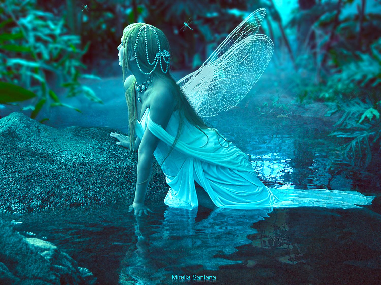 Magic Forest II by MirellaSantana.deviantart.com