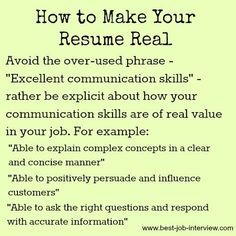 What Are Good Resume Keywords Job Interview Advice Job Interview Tips Job Resume
