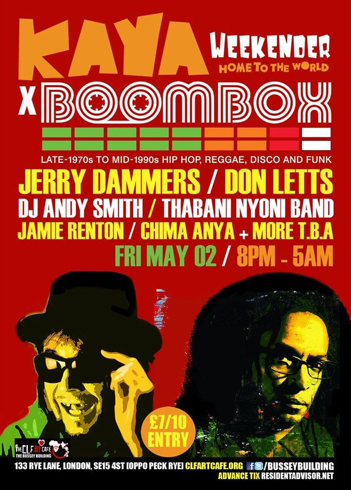 I WISH I Went To This Party Featuring Jerry Dammers Of The Specials And Founder Of The Iconic
