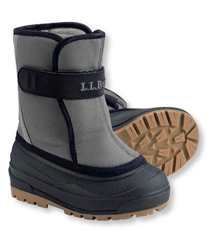 Toddlers' Northwoods Boot: Boots | Free Shipping at L.L.Bean