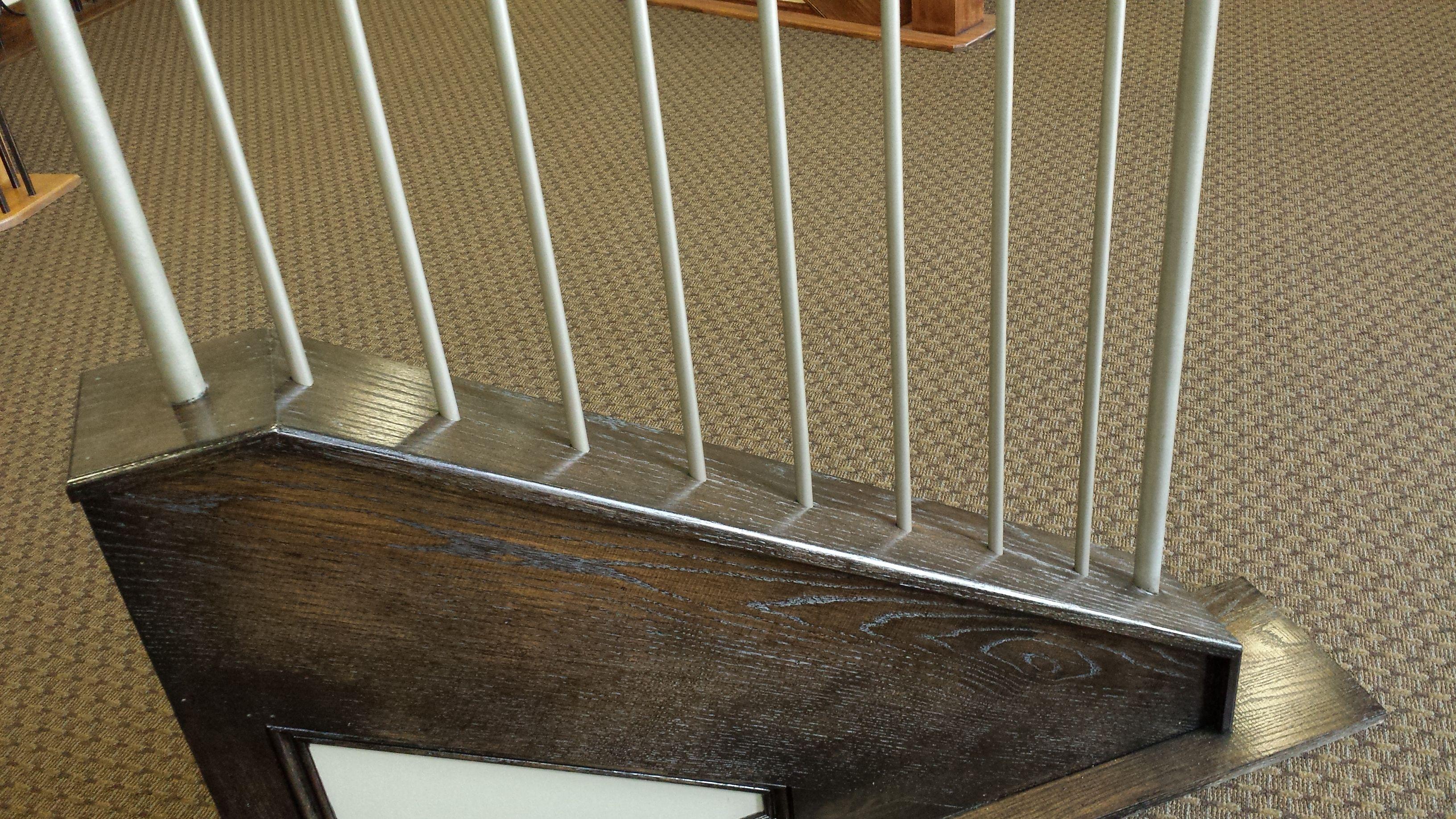 Best Ash Gray And New Modern Handrail Ash Grey Ash Grey 400 x 300
