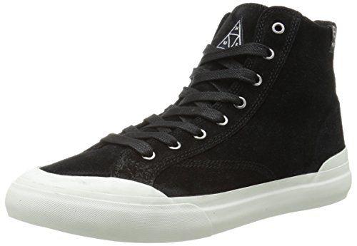 HUF Men's Classic Hi Lifestyle Shoe - http://shoes.goshopinterest.com/mens/athletic-mens/skateboarding-athletic-mens/huf-mens-classic-hi-lifestyle-shoe/