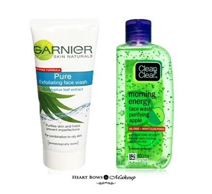 face wash for combination skin