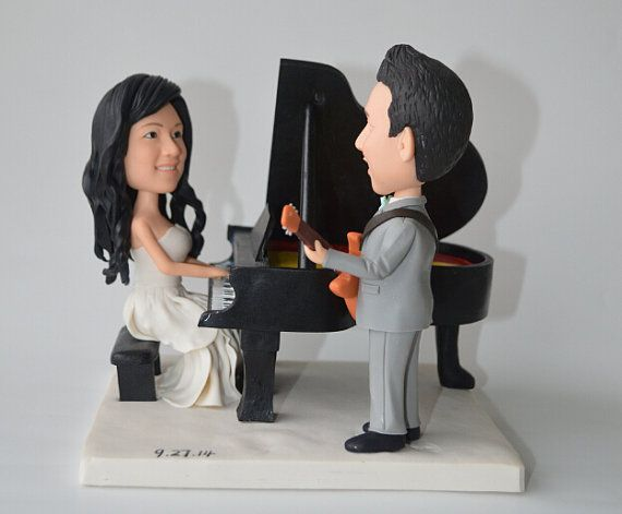 27++ Guitar wedding cake topper ideas