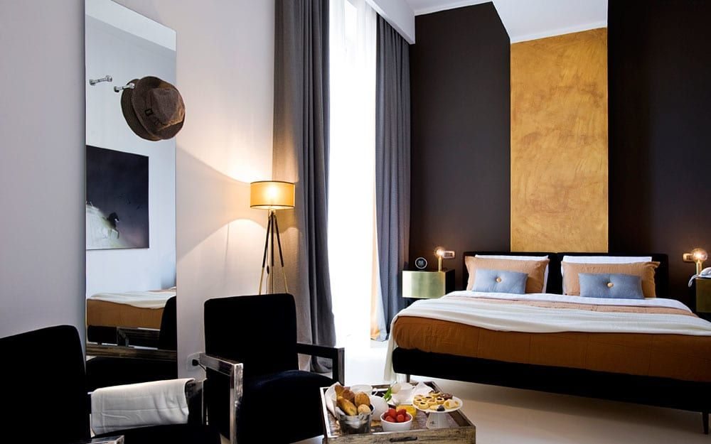 Destinations Read The Piazzadispagna9 Rome Hotel Review On Telegraph