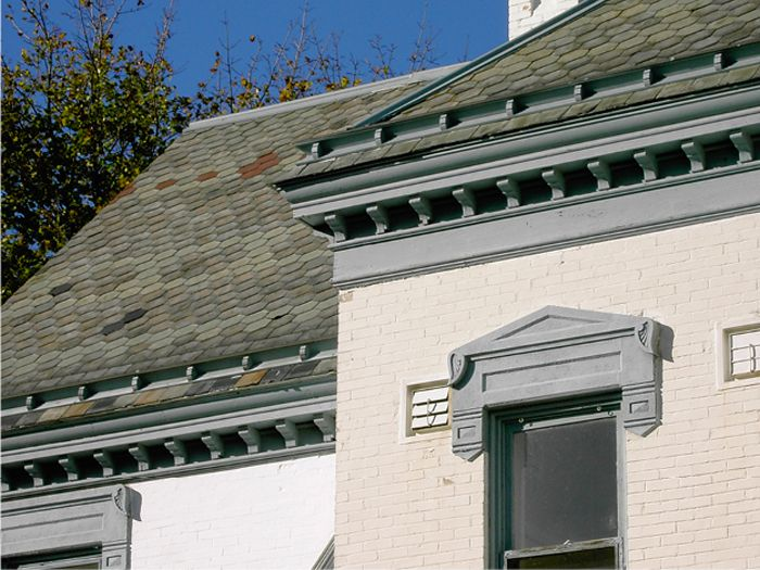 Traditional Gutters Victorian Homes Gutters Metal Roof