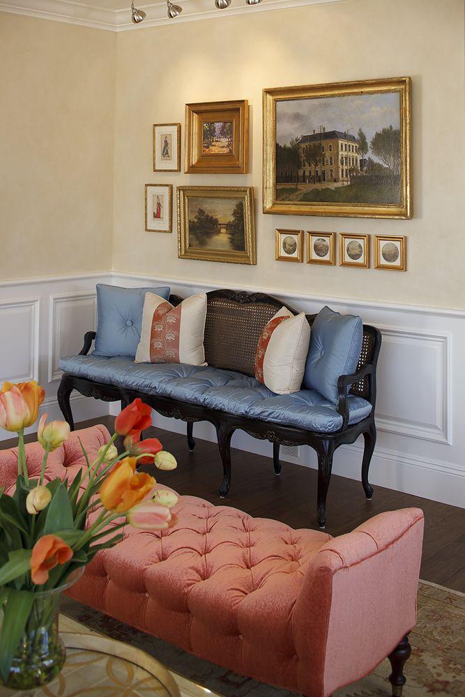 Julie Mifsud Interior Design | San Francisco Bay Area Interior Designer I Living & Dining