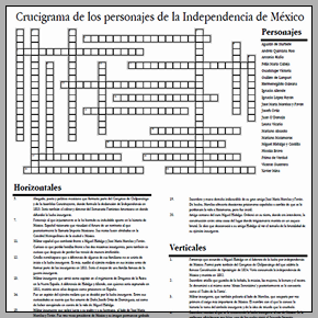 Independencia de México - Zambombazo - Page 2 of 3   Personajes de la  independencia, Independencia de mexico personajes, Día de la independencia