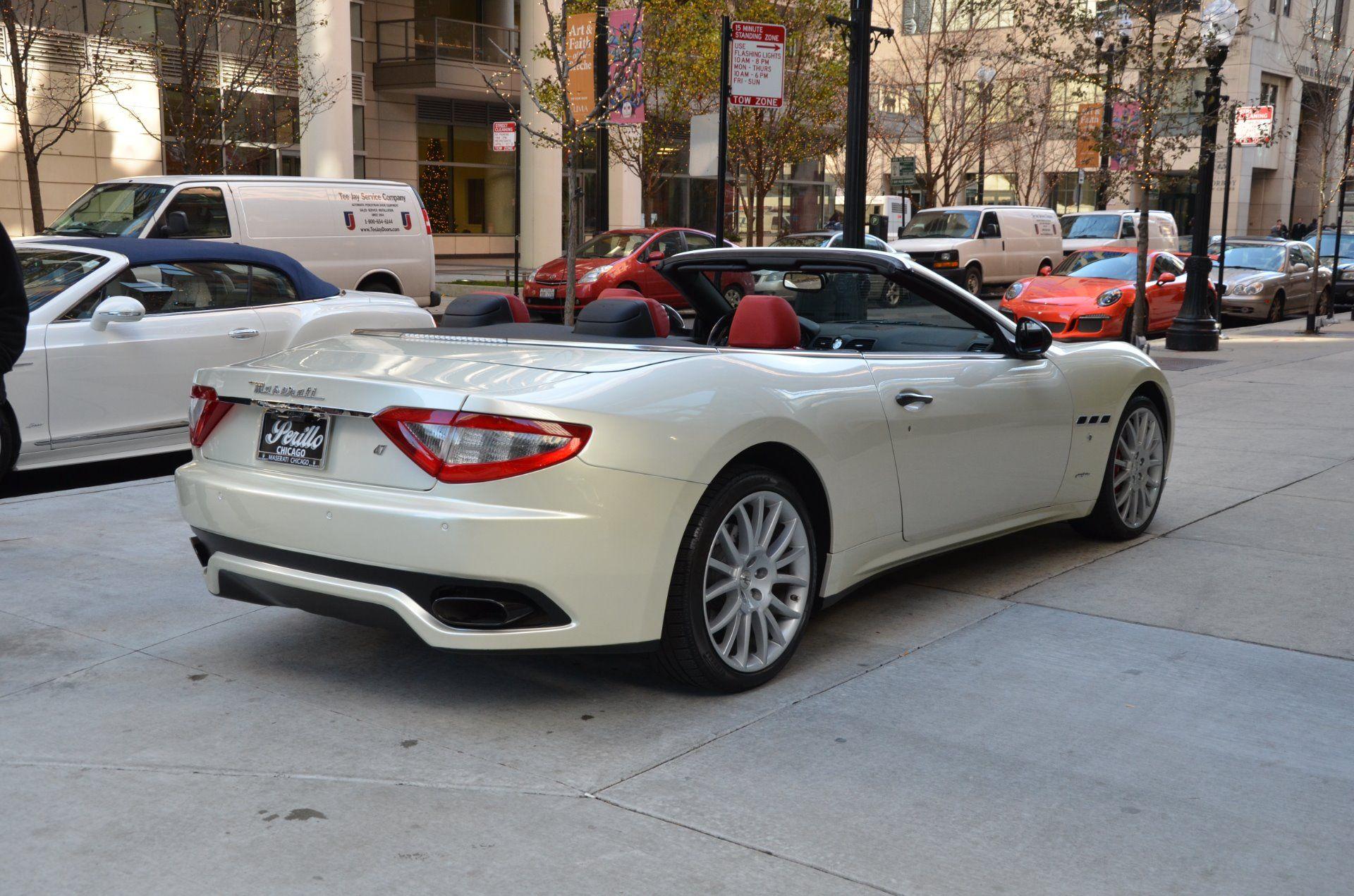 2011 Maserati Granturismo Convertible Stock M159aa For Sale Near Chicago Il Il Maserati Dea Maserati Granturismo Convertible Maserati Granturismo Maserati