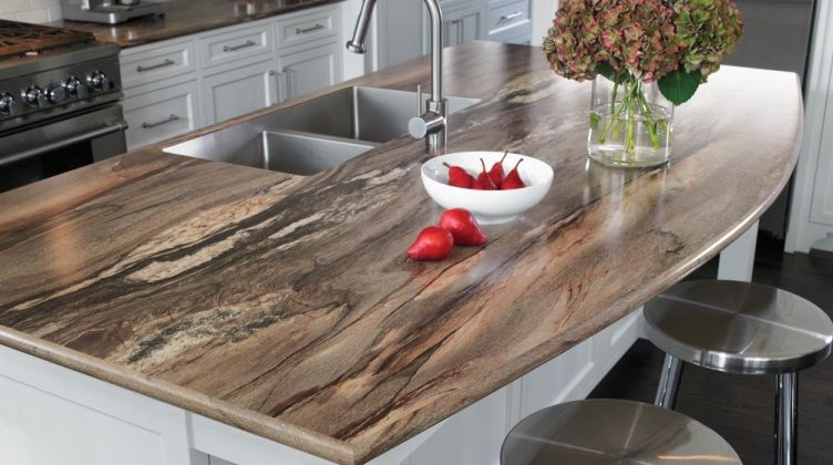 High End Look Countertops At An Affordable Price Yes Please Gorgeous Formica Laminate From Spahn Rose