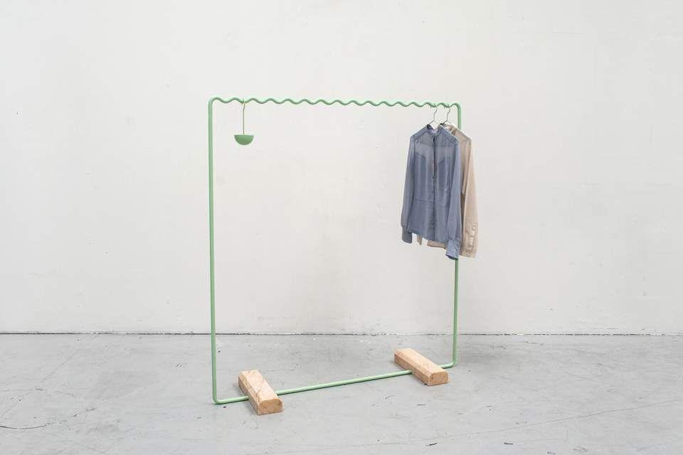 SINE COLLECTION Portant Vêtement Design OLOVSSON CHO Vêtements - Portant vetement design