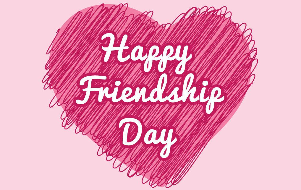 Happy friendship Day Whatsapp DP | Friendship . | Pinterest ...