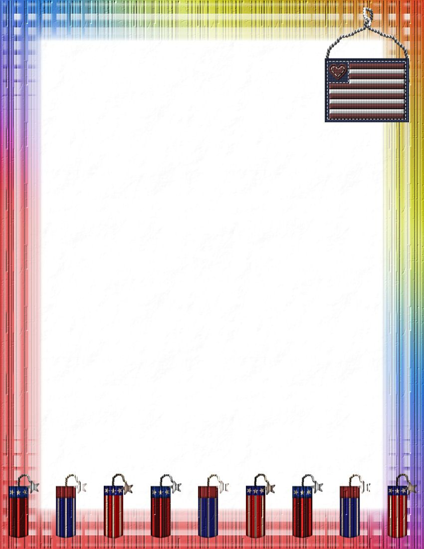 patriotic stationery for letters patriotic stationary 4th of