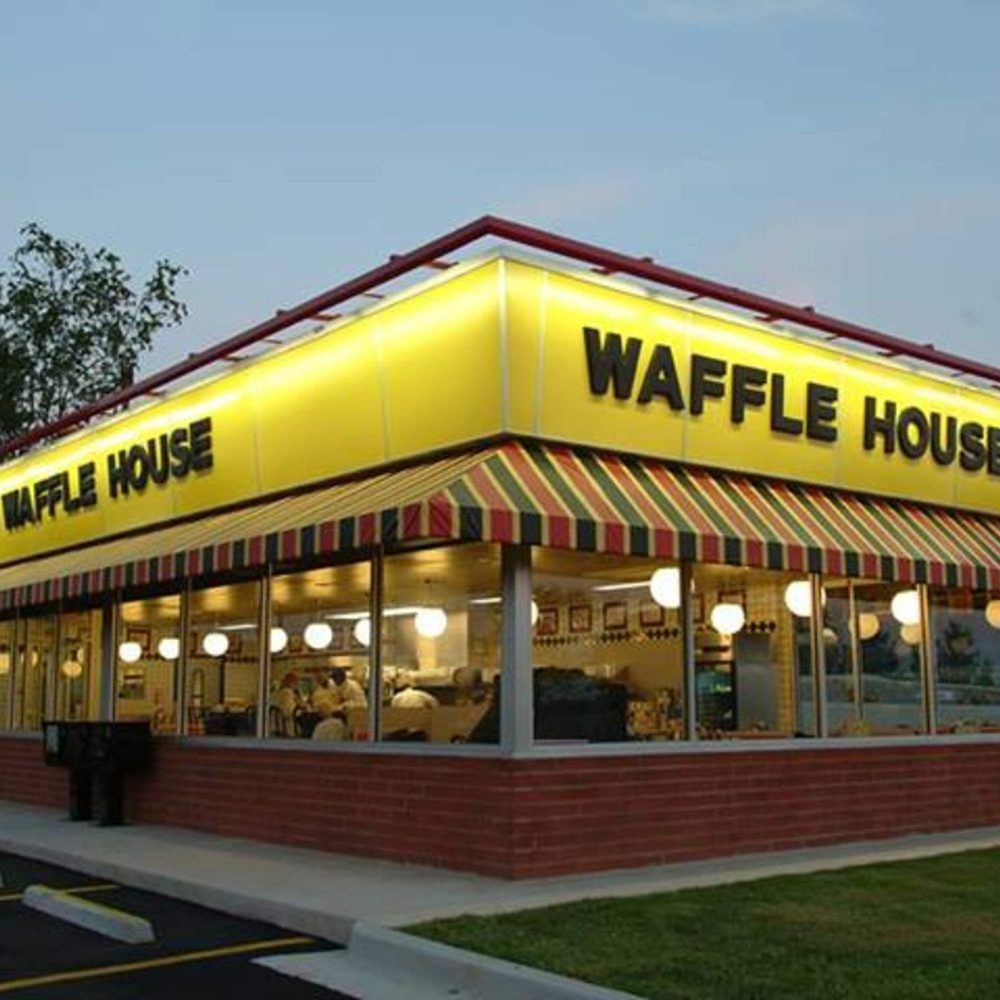 Can you guess which city has 132 Waffle Houses? Waffle