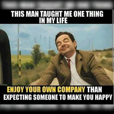 Thought Of The Day Mr Bean Quotes Bean Quote Fun Quotes Funny