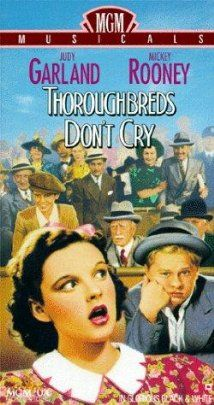 Thoroughbreds Don't Cry (1937) Poster