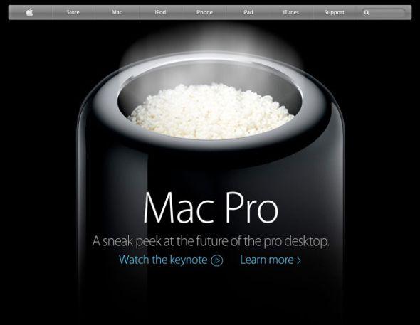 New design for mac