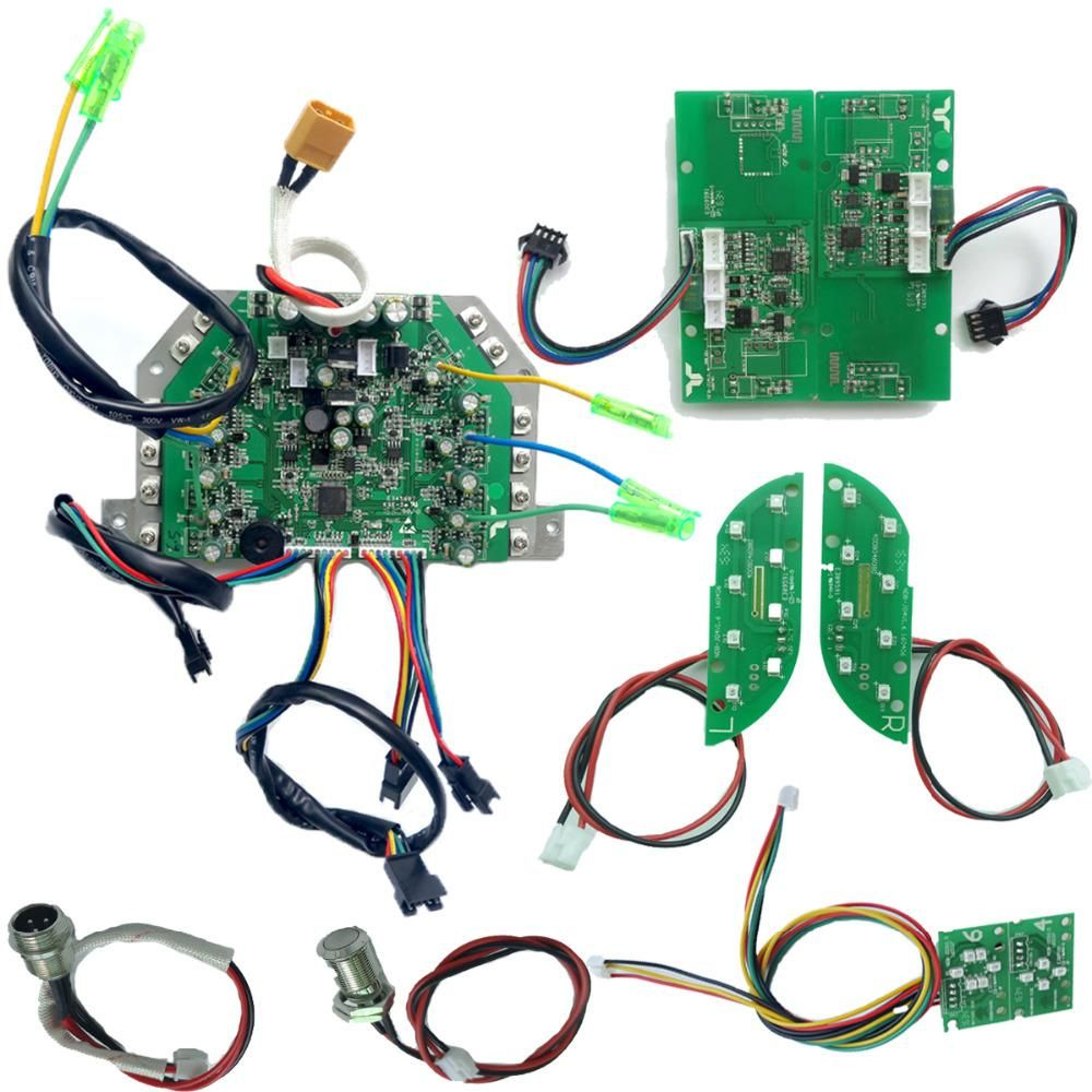 Visit To Buy Diy Scooter Parts 6 5 8 10 Electric Scooter Mainboard Hoverboard Motherboard Circuit Control Electric Scooter Electric Skateboard Scooter Parts