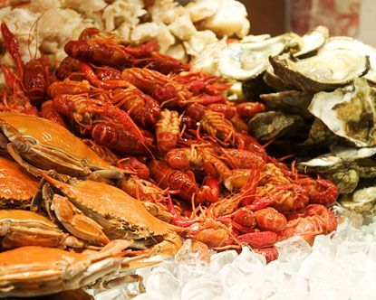 Fine The 10 Best Seafood Buffet In Las Vegas And Guide To Vegas Home Interior And Landscaping Palasignezvosmurscom