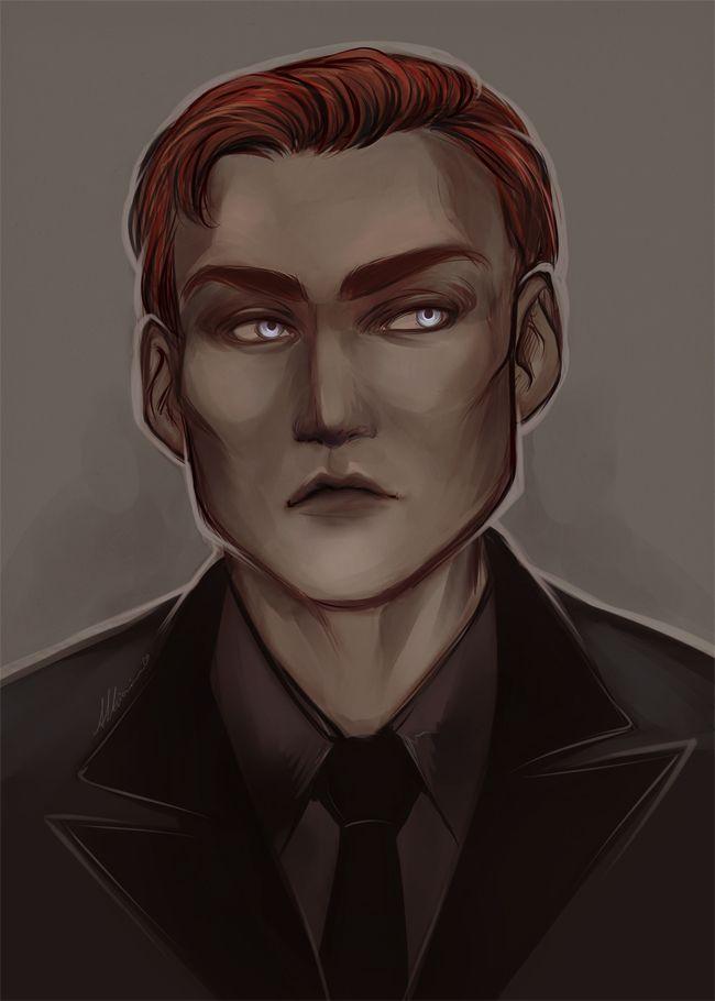 Sebastian LaCroix by AShiori-chan | vampire the masquerade