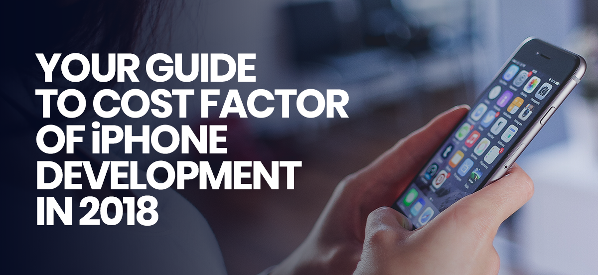How much an iPhone app development company charges for an app?