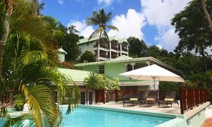 Groupon (Jan/Feb) - 3-, 4-, 5-, or 7-Night Stay For Two With Optional Meal Plan at Marigot Beach Club & Dive Resort in Saint Lucia in Saint Lucia. Groupon deal price: $359
