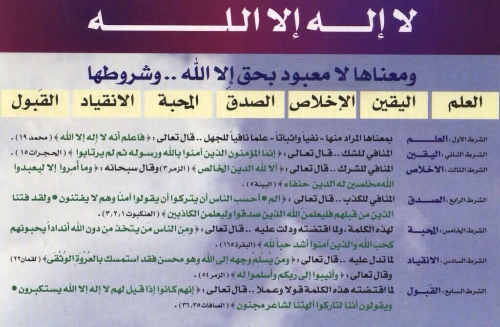 لا إله إلا الله Islam Airline Boarding Pass