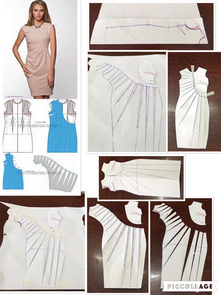 35ee05eee5ad4022f01b000ad922a5d2.jpg (736×981)   costura   Pinterest ...