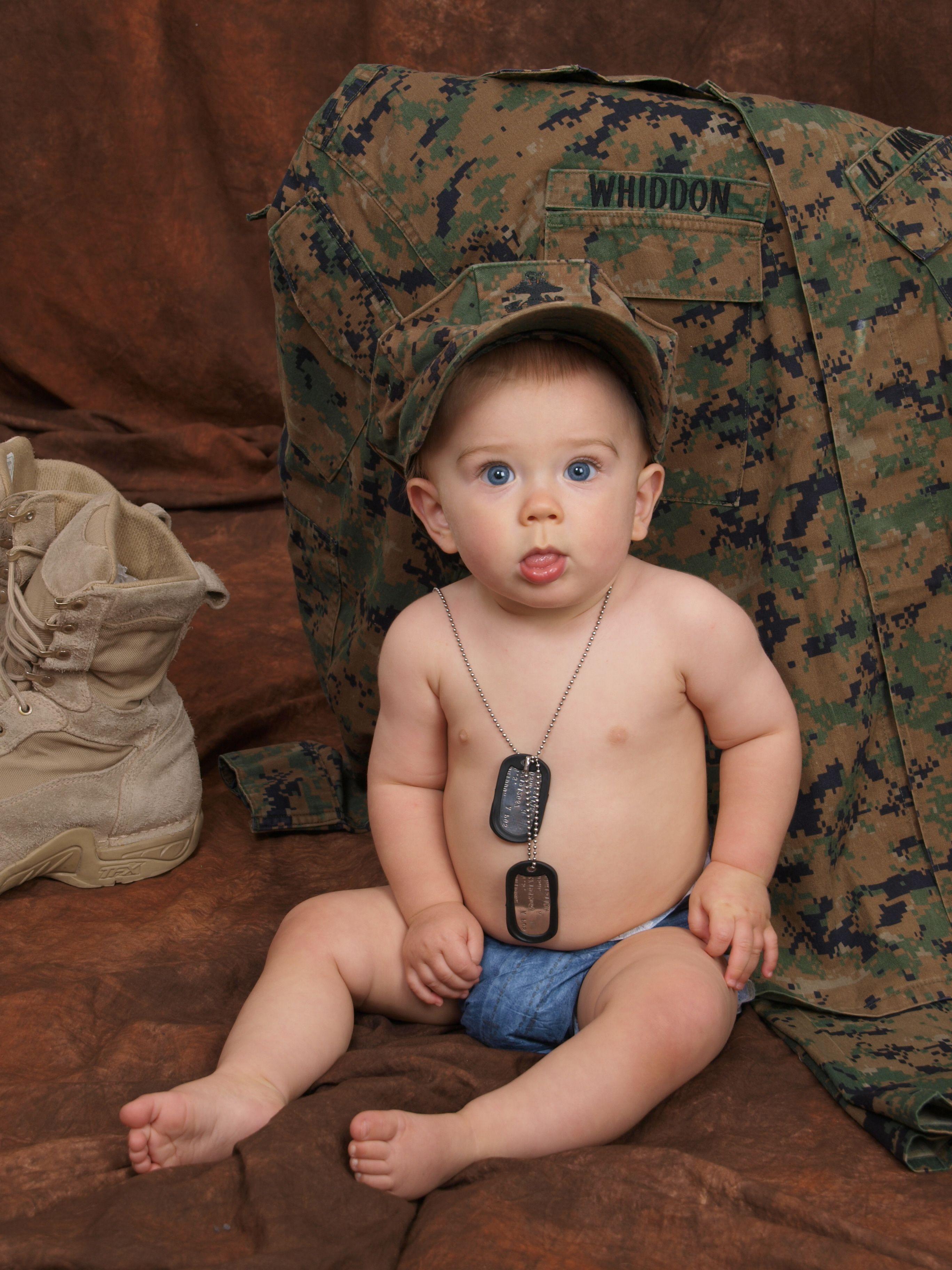 872e4d74 Military Brat... Proud son of a U.S Marine Military Brat, Kid Poses