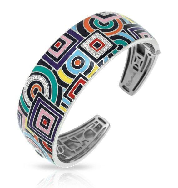 Geometrica Cuff Bracelet