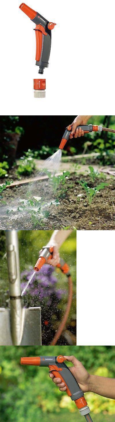 Hose Nozzles And Wands 181015 Gardena 9100 Comfort Garden Hose