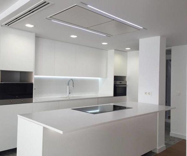 Cocinas de diseño Valencia. Reformas de cocinas | Cocinas ...