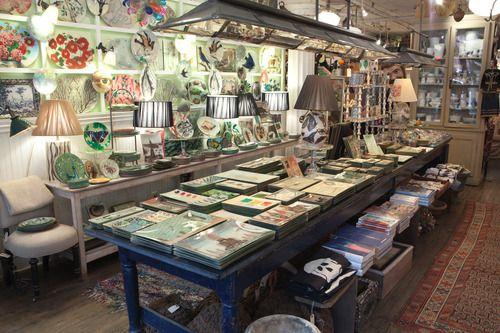 John Derian Shop Nyc Shop Interiors Commercial Design