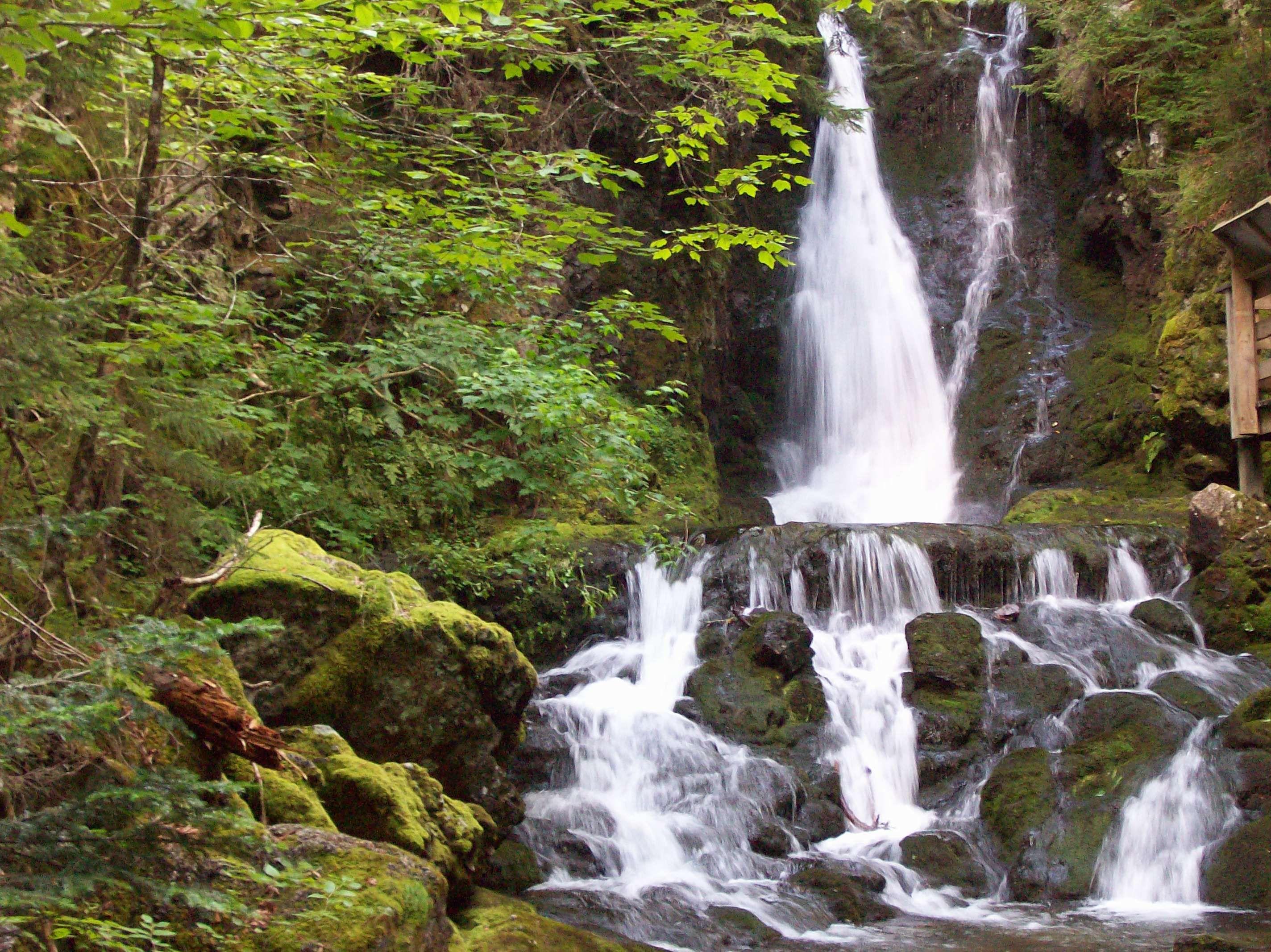 Water Fall!!