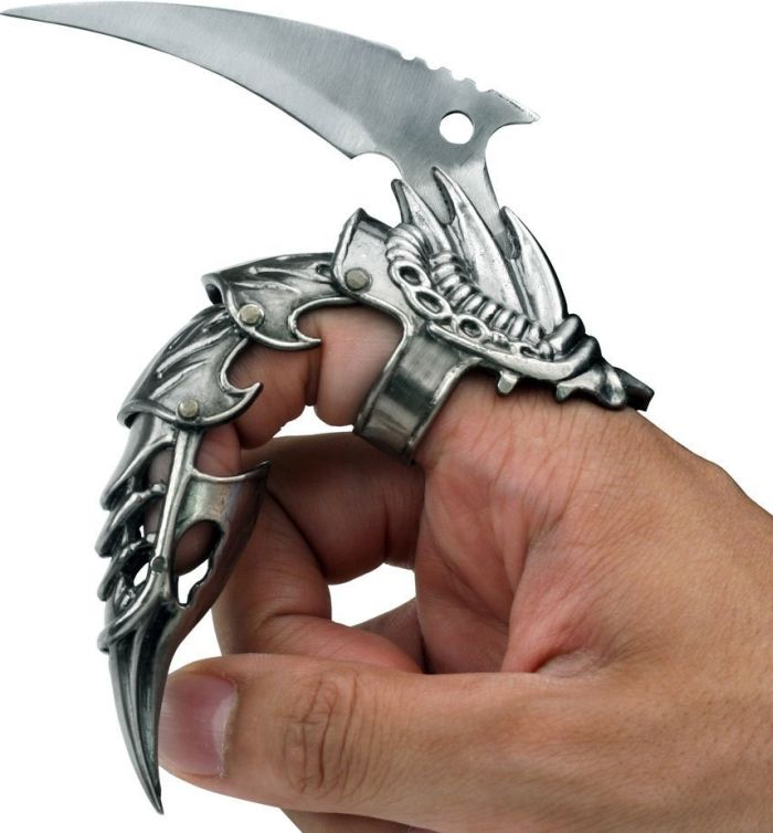 Iron Reaver Finger Claws