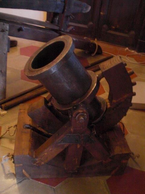 Ricostruzione progetto Da Vinci