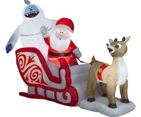 Best online selection of Outdoor Christmas Inflatables to bring out