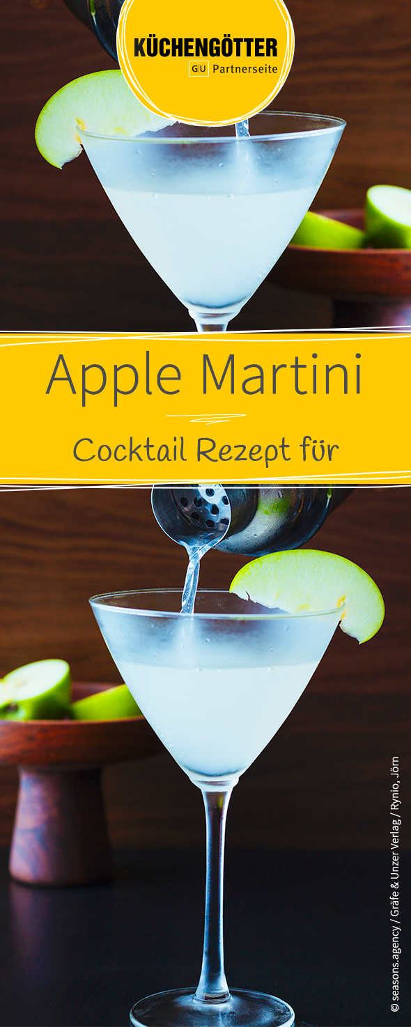 apple martini rezept drinks mixology pinterest martini getr nke und cocktail. Black Bedroom Furniture Sets. Home Design Ideas