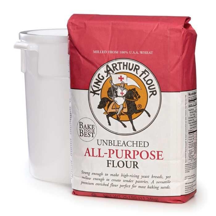 Baking Flour, King Arthur Flour, No