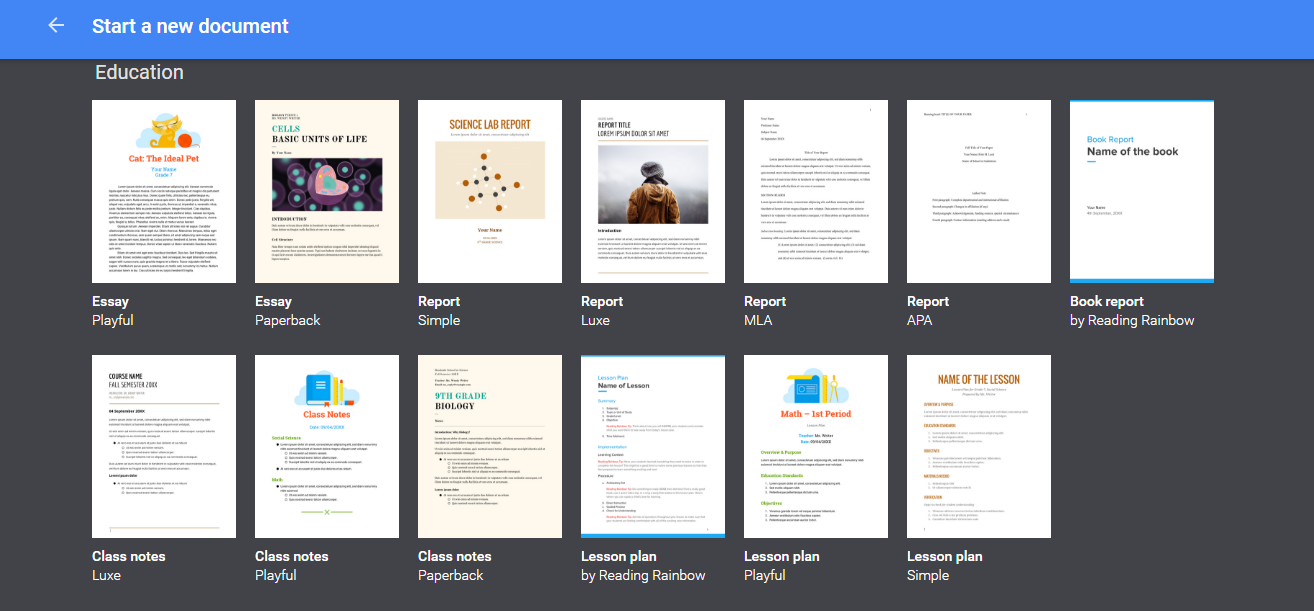 On Wednesday Google announced some changes to the Google Docs ...