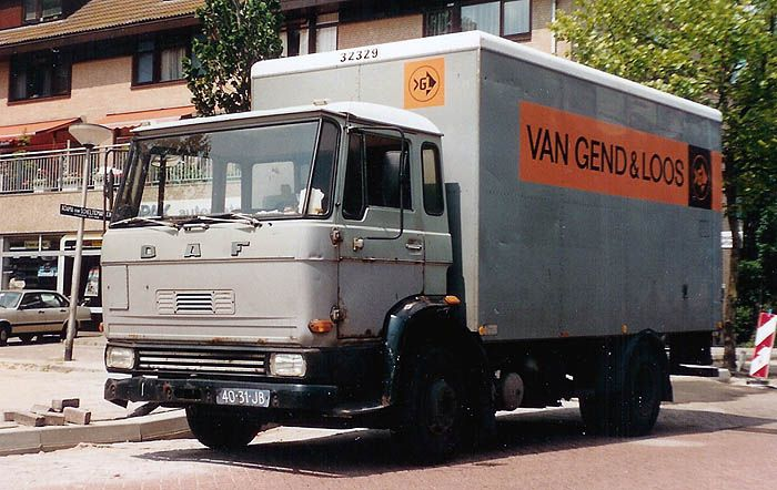 daf 1200 by van gend loos trucks pinterest vans heavy truck and biggest truck. Black Bedroom Furniture Sets. Home Design Ideas