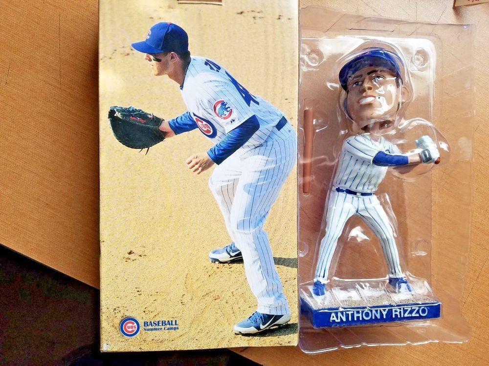 Details About Anthony Rizzo Out On The Water Bobblehead